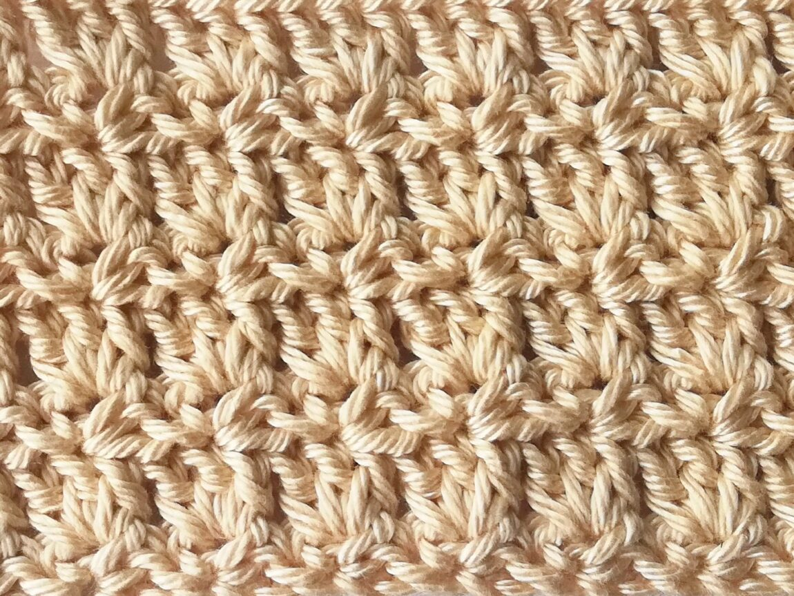 Primrose stitch tutorial